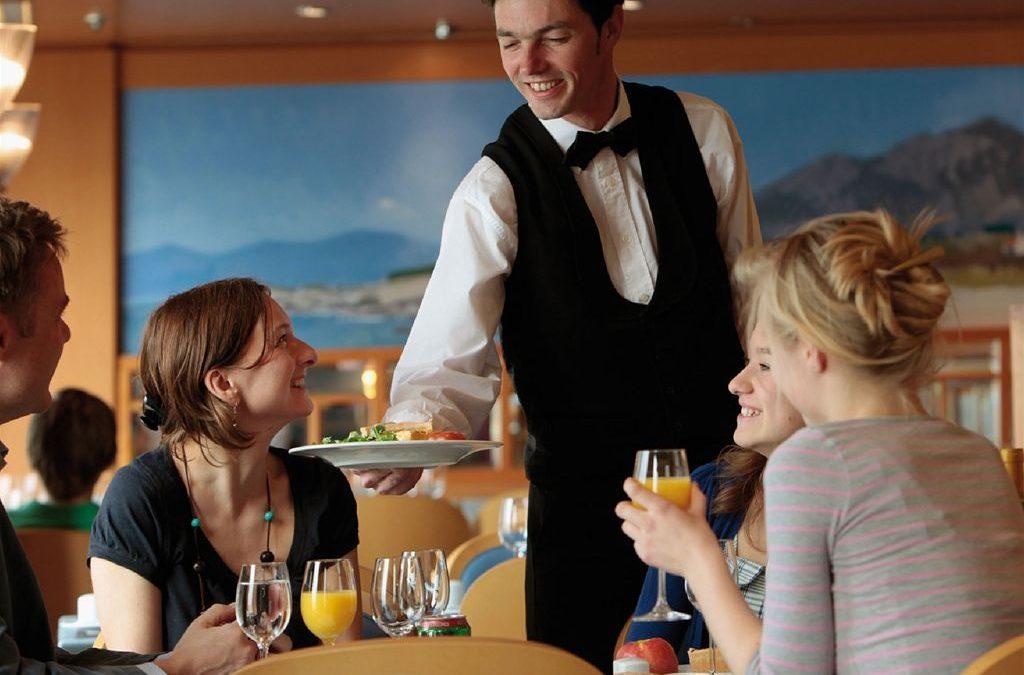 وظائف شاغرة شركة إدارة مطاعم رائدة بدبي