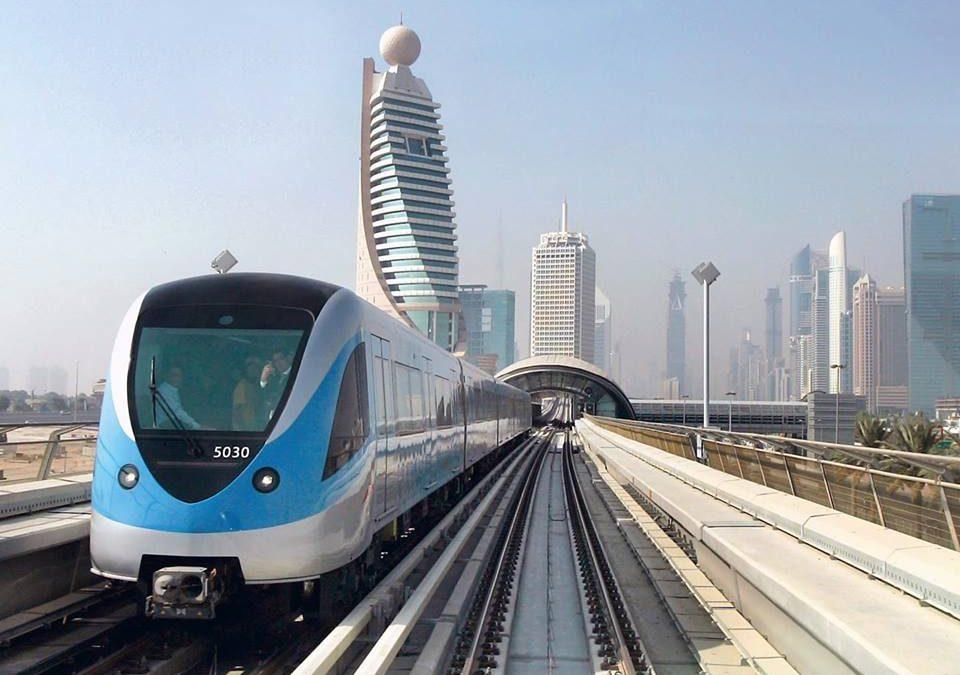 مطلوب موظفين للعمل لدى مترو دبي
