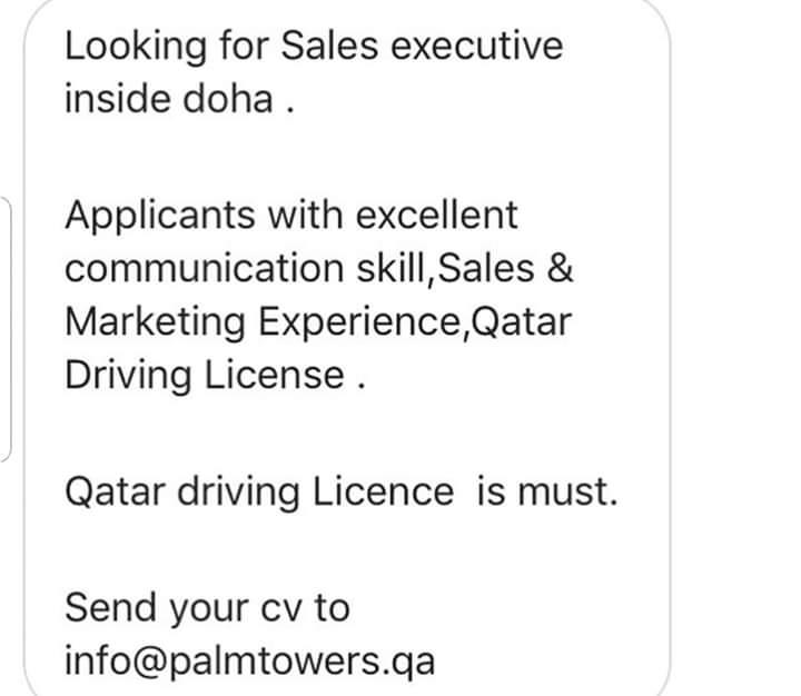 وظائف متنوعة قطر اليوم مختلف التخصصات