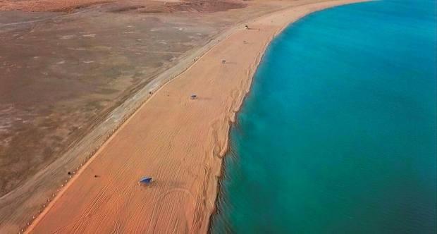 أفضل شواطيء في قطر