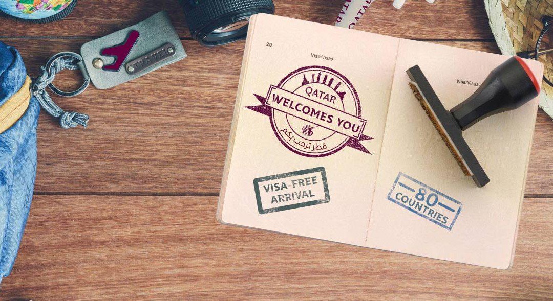 الدخول إلى دولة قطر بدون تأشيرة !!
