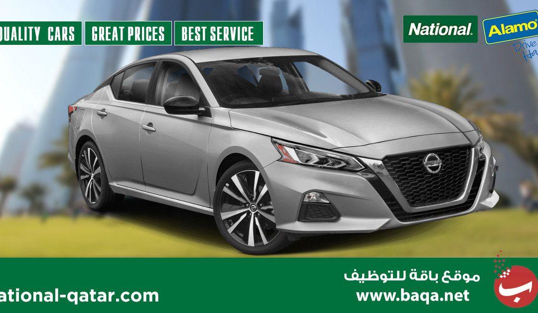 مطلوب موظفي مبيعات و سائقين بشركة سيارات كبرى بقطر