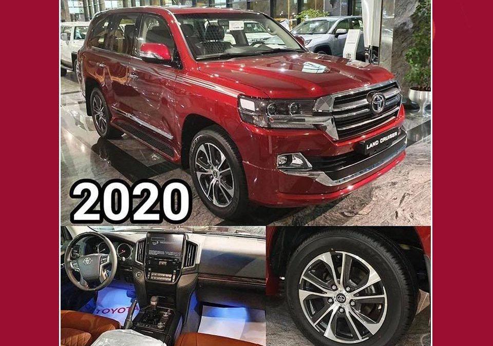 أسعار السيارات في قطر 2020