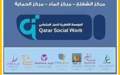 وظائف المؤسسة القطرية للعمل الاجتماعي في قطر